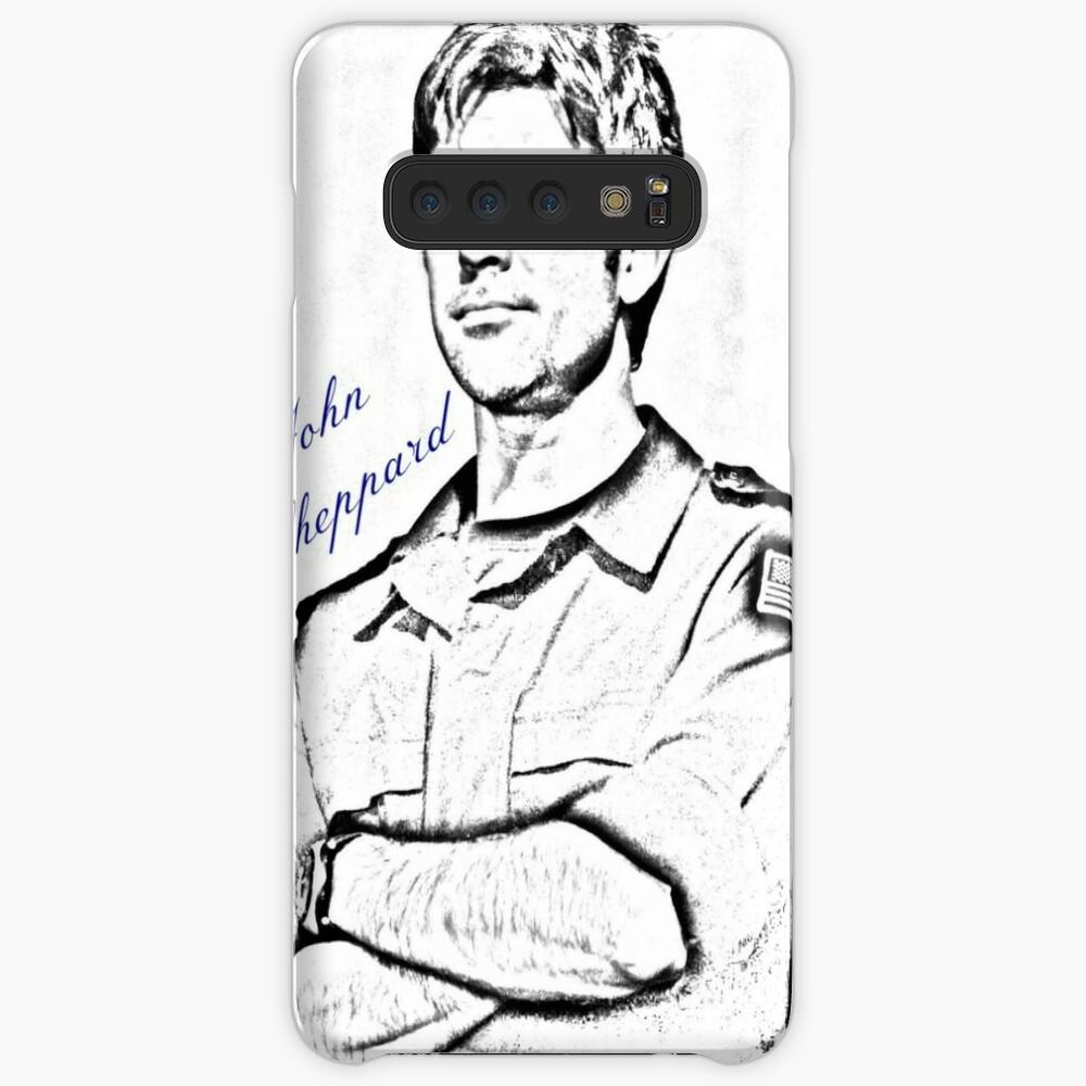 John Sheppard  Samsung Galaxy Snap Case