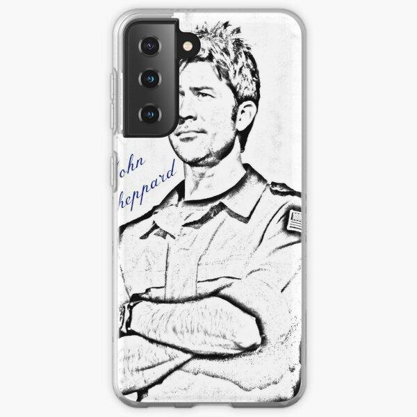 John Sheppard  Samsung Galaxy Soft Case