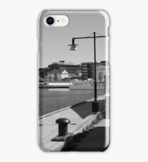 Lulea, the city by the sea iPhone Case/Skin