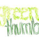 green thumb by RavensLanding