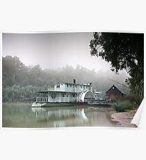 Riverboat. Poster