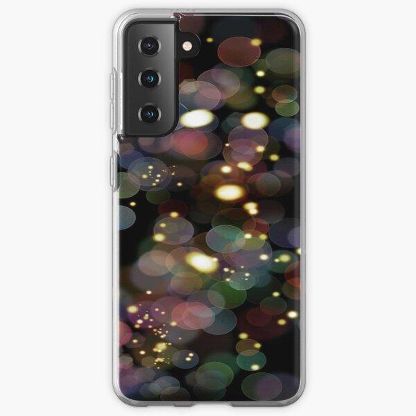 Rainbow drops  Samsung Galaxy Soft Case
