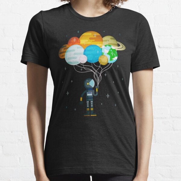 Planet Balloons - Space Party Essential T-Shirt