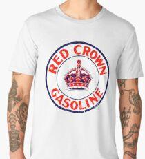 Red Crown Gasoline Men's Premium T-Shirt