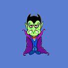 Wee Vampire by Malcolm Kirk