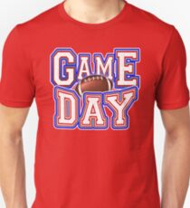 Game Day Football Fan Celebration Fanatic Party T-shirt T-Shirt