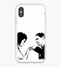 Sagt es laut: Obama Fist Bump iPhone-Hülle & Cover