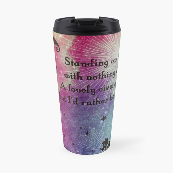 Grateful Dead - Standing on the Moon Travel Mug