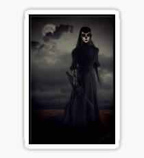 The Widow Sticker