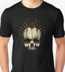 Nine Inch Nails Skull Unisex T-Shirt