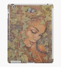 Ivy + Robin iPad Case/Skin