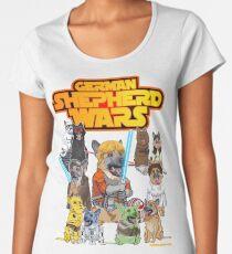 German Shepherd Wars Women's Premium T-Shirt