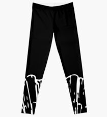 The Clapping Clam Leggings