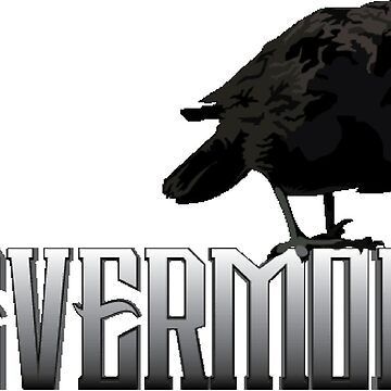 Raven Nevermore by ArtiStickFigure