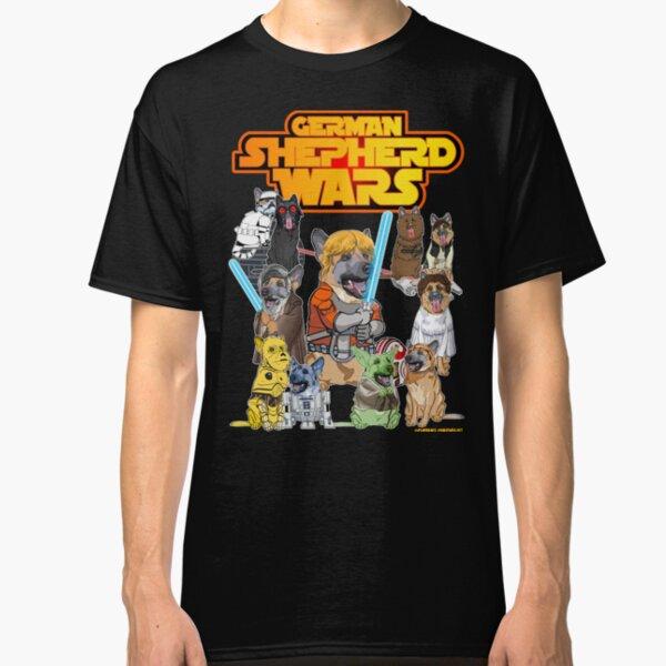 German Shepherd Wars Classic T-Shirt
