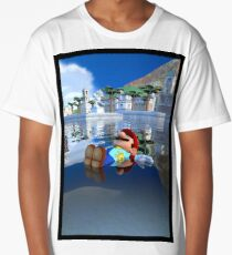 Mario Relaxing Long T-Shirt