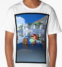 Mario Relaxing Long T-Shirt