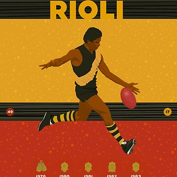 Maurice Rioli - Richmond by 4boat