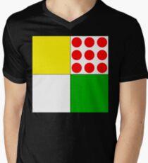 Tour de France Jerseys Men's V-Neck T-Shirt