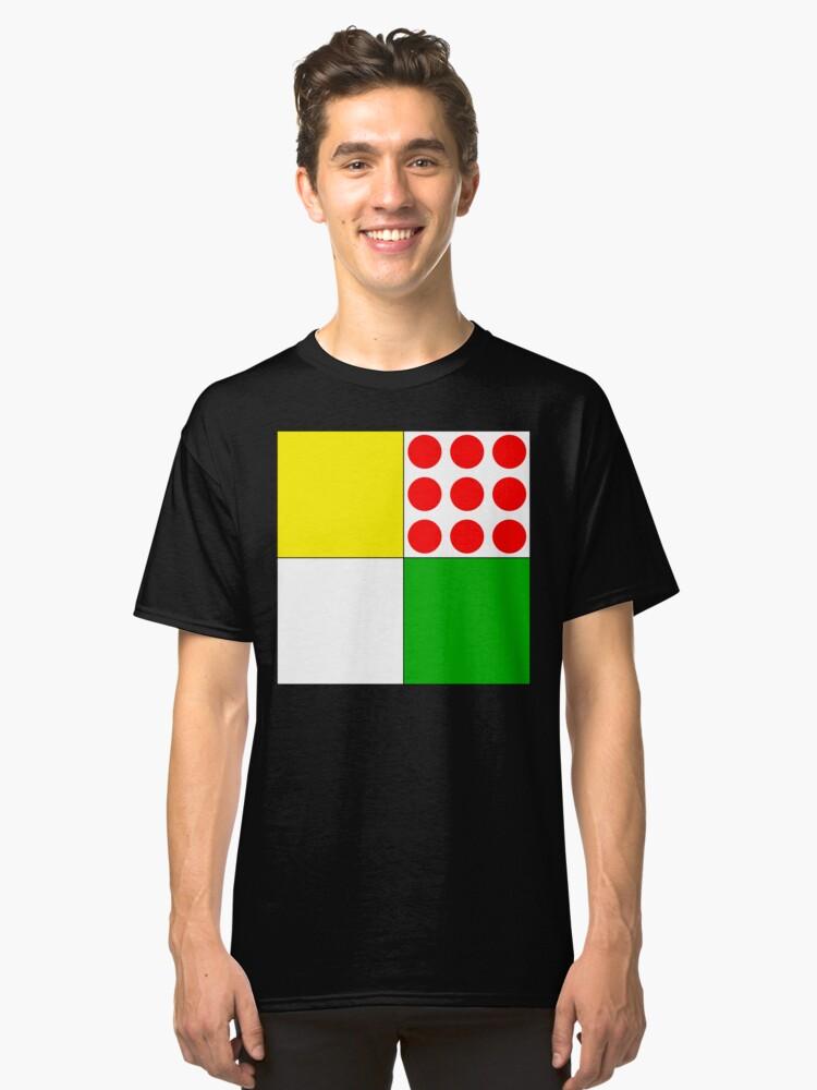 Tour de France Jerseys Classic T-Shirt Front