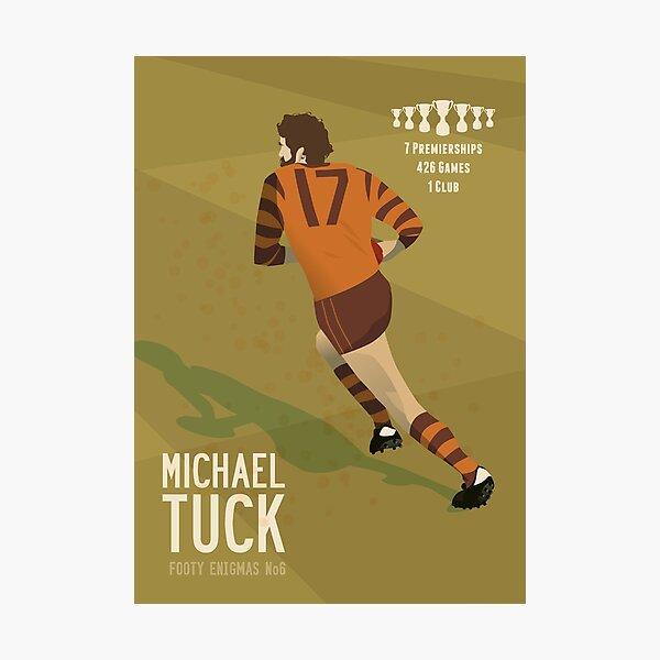 Michael Tuck, Hawthorn Photographic Print