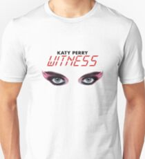 Katy Perry Witness T-Shirt