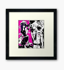 Cops and Robbers  Framed Print