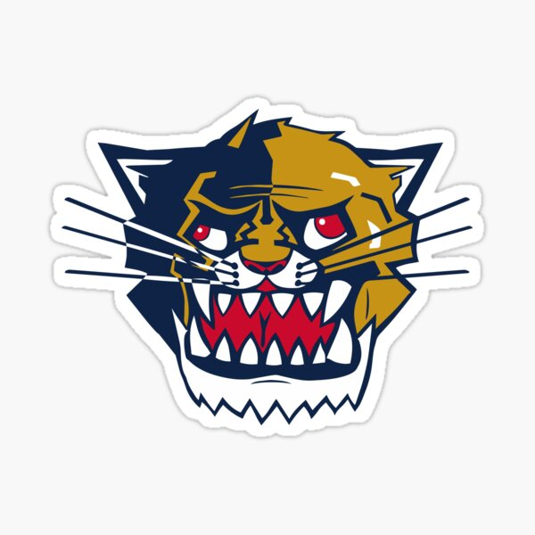 Florida Rabid Team Logo Sticker