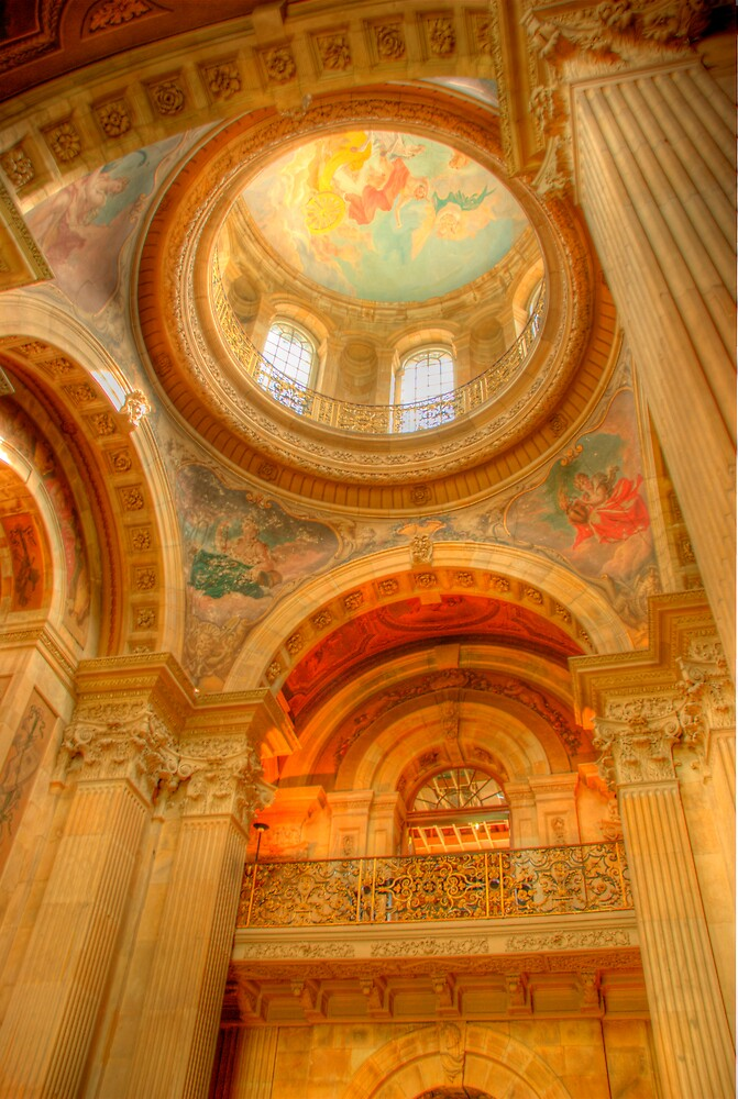 The Main Hall - Castle Howard by WhartonWizard