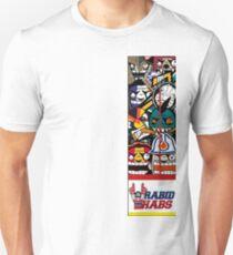 Pacific Division Rabid Team Logo T-Shirt