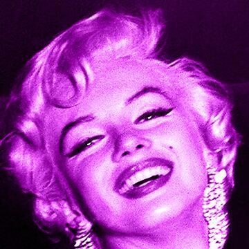 Marilyn In Pink by norastpatrick