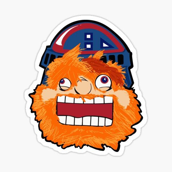 Montreal Rabid Team Logo Sticker