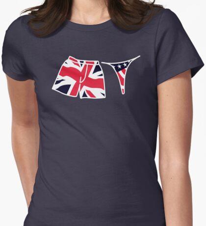 his 'n hers - union jack, star & stripes T-Shirt