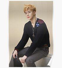 Sehun - EXO  Poster