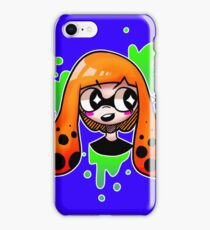 Inkling Girl  iPhone Case/Skin