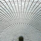 Bicton botanical gardens glass house by Kimberley Davitt