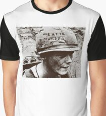 The Smiths- Meat is Murder Graphic T-Shirt