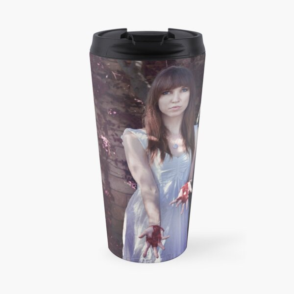 Red Forest Travel Mug