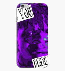 how is you feeling #3 -the slump god iPhone Case