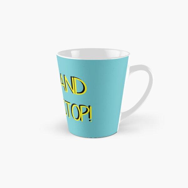 K-Pop and Don't Stop! Tall Mug