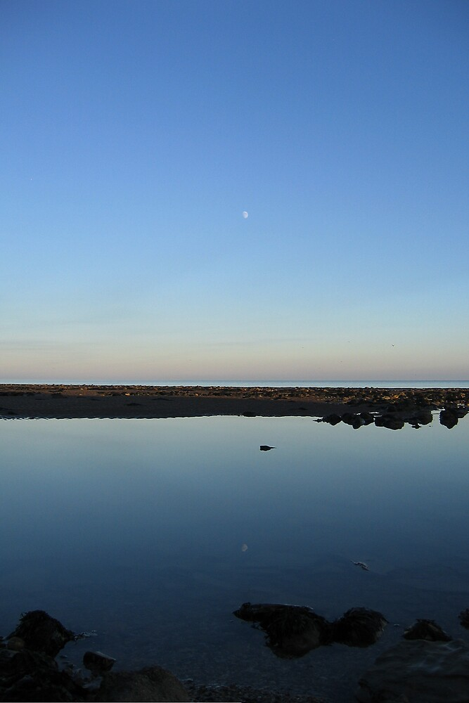 Moon Beach II by Rob Miller