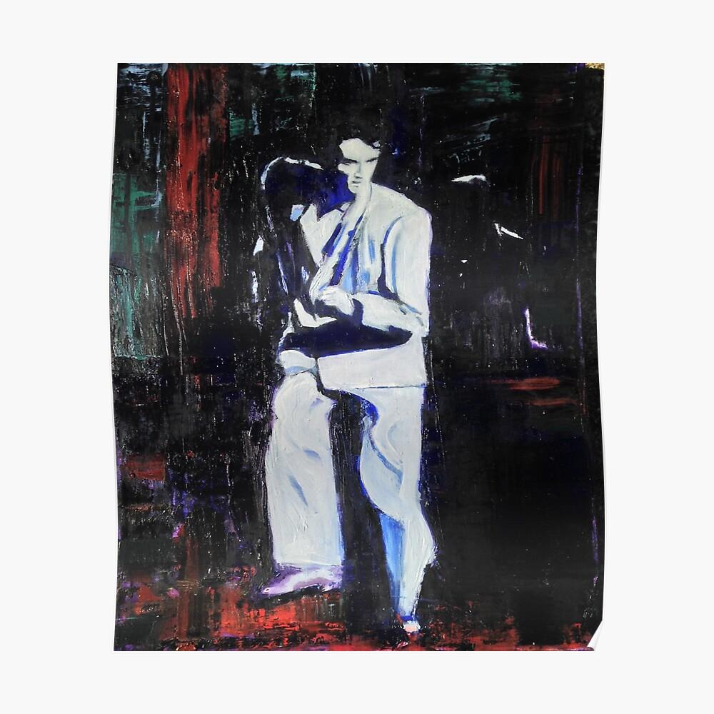 Porträt von David Byrne, Talking Heads - Stop Making Sense! Poster