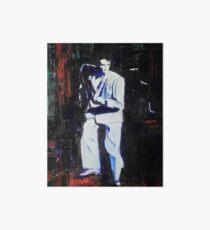 Portrait of David Byrne, Talking Heads - Stop Making Sense! Art Board