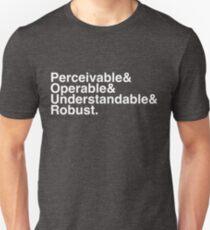 P&O&U&R. T-Shirt