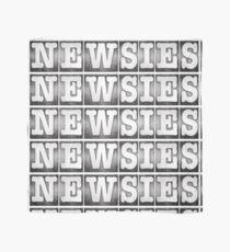Newsies Logo Tuch
