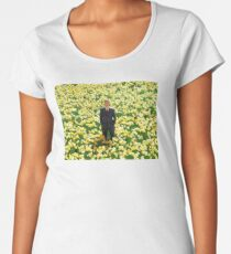 Big Fish- Daffodils Women's Premium T-Shirt