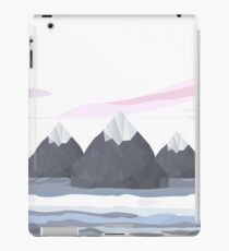 Mirrored Sea iPad Case/Skin