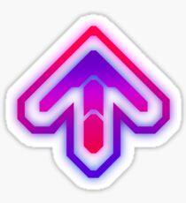 DDR Sticker