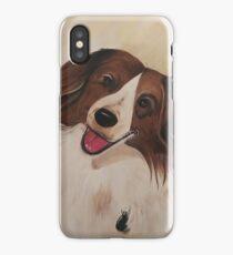 Dog gone cute! iPhone Case