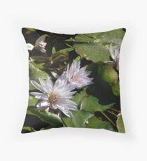 giardino botanico 4 Throw Pillow